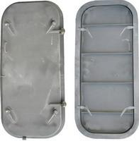 Buy cheap ABS DNV BV Approval OEM Service Marine Access Doors Marine Weathertight Doors product