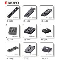 Buy cheap ipod fluid Ball Head Quick RBest selling Professional Camera Trelease Plate 1/4 and 3/8 Ball Screw with balck color product