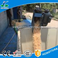 China small domestic truck-mounted bulk grain worm conveyer on sale