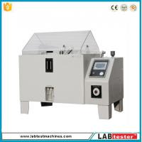 China Automatic Corrosion Test Chamber Salt Spray Test Equipment with  CE Approvals 40L ASTM B117, wholesale