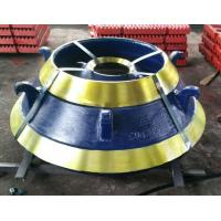 Buy cheap Minyu MCC1300 cone crusher mantle and concave product