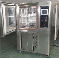 Buy cheap Programmable Temperature And Humidity Test Chamber Temperature Uniformly ≤2℃ Air product