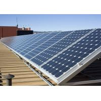 China Durable A Grade Solar Cell Panel 125*125 Millimeter Corrosion Resistance on sale