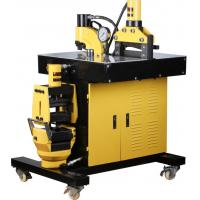 Buy cheap VHB-401 Electric bus bar processing machine product