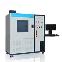 Buy cheap NBS Plastic Smoke Density Test Apparatus For Measuring Optical Density Of Flame product