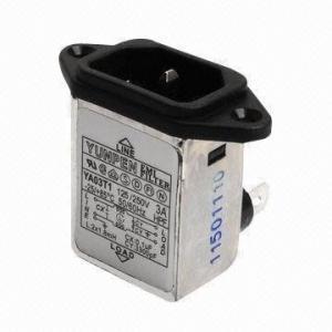 Buy cheap ねじ台紙が付いているEMIフィルタ、Faston 250台のターミナルYAC01T1 product