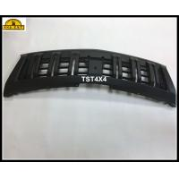 Buy cheap Matte black Car Front Grille guard mesh for MITSUBISHI L200 Front grille product