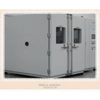 Buy cheap 45CBM Walk In Stability Climatic Test Chamber  Air Circulation Environmental For Vehicle product