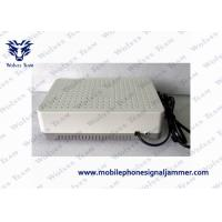 Buy cheap Hidden Style Handheld Signal Jammer , 10W Cell Phone Jammer / 4G Jammer product