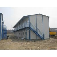 Buy cheap 2 storey light steel structure prefab house product