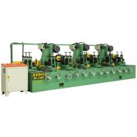 Buy cheap Automated Stainless Steel Pipe Making Machine High Frequency Tube Welding Machine product