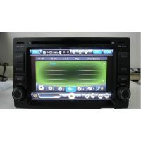 Buy cheap Gps Navigation Auto Car Dvd Player / Kia Dvd Gps With 2din 6.2 Inch Tft Lcd Touch Screen Cr-8802 product