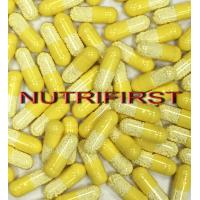 Buy cheap Zinc Glycinate SR Micropellets Capsule,Light Yellow Micro Pellets,Health Food/Contract Manufacturing product