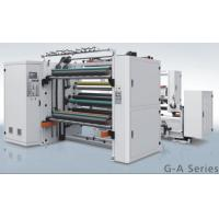 China Automatic Tension Control Paper Roll Slitting & Rewinding Machine Unwinding Paper Core Dia 3 / 6″ on sale