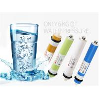 Buy cheap 0.0001 Micron Reverse Osmosis Membrane Compatible Smart Water With Pre And Post Filters product