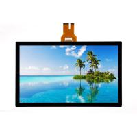 Buy cheap Long - Time 55 Inch Custom Capacitive Touch Panel For 2~5mm Position Accuracy from wholesalers