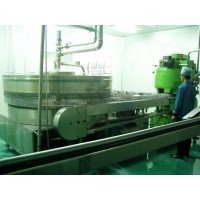 Buy cheap Gravity Mechanical Valve SS316 Soda Can Filling Machine product