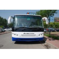 Buy cheap Customized 51 Passenger Airport Apron Bus , Small Turning Radius Airport Coach product