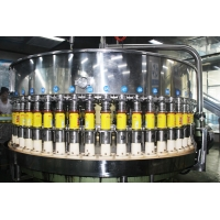 Buy cheap Pulp Beverage 330ml Energy Drink Filling Machine product