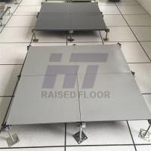 Buy cheap Anti Static OA Steel Raised Floor Dust - Proof Corner Lock Type Easy Installed product