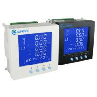 China 3P4W SWR Digital Power Meter , 3 Phase Multifunction Power Meter Panel Mounting on sale