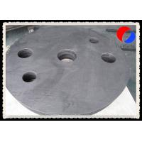 Buy cheap Rigid Graphite Board Thermal Insulation , PAN Based Insulation Felt Round Shape product