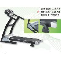 Led Display Cardio Fitness Equipment Portable Electric