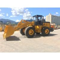 Buy cheap 5 ton front end tractor loader zl50 wheel loader with weichai power engine from wholesalers