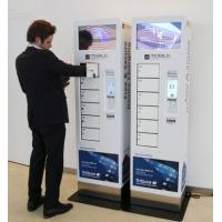 Buy cheap Universal Mobile Self - Service Cell Phone Charging Kiosk for Hospital Street product