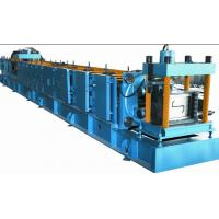 Buy cheap Hydraulic Highway Guardrail Forming Machine Equipment for 3mm thickness product