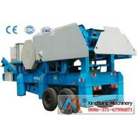 China Analysis of the screening equipment in sand making machine production line on sale