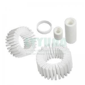 "Buy cheap 50"" 222 Endcap PE Liquid Filter 1 5 10 Microns Polyethylene Filters product"
