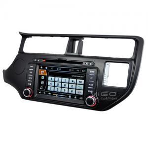 Buy cheap Car Multimedia Stereo Kia Sat Nav For Kia Rio / K3 VKR7565 product