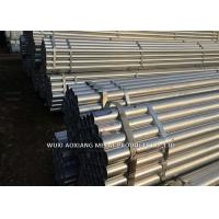 Buy cheap Galvanized  Seamless  Steel Pipe ASTM A53 Gr B For Heating Pipe Application from wholesalers