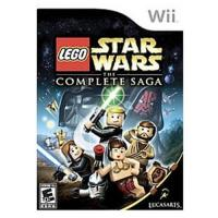 Buy cheap LEGO Star Wars: The Complete Saga (Wii, 2007) product