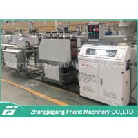 Buy cheap High Capacity Plastic Extruder Machine For PEEK Bar / Stick / Rod Products product