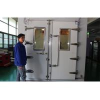 Buy cheap Double Door 35.2 Cubic Constant Temperature Walk-in Environmental Chamber product