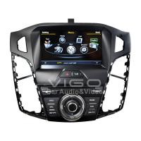 Buy cheap Ford Focus 2012 In Car Stereo Ford DVD Sat Nav GPS Navigation C150 product