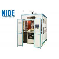 Buy cheap 380V Automatic Electric Motor Stator Winding Machine Insering Combined Machine product
