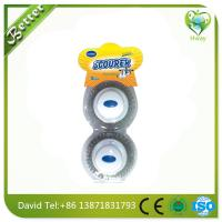 Buy cheap 2016 hot hand steel wool cleaning brushes clean the pot stainless steel scourer product