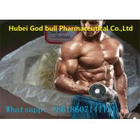 Buy cheap Trenbolone Base Bulking Cycle CAS 10161-33-8 yellow hormone powder product