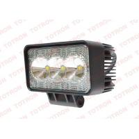 China Off Road 9 Watt Cree LED Work Light with Aluminum Housing , Trucks LED Driving Lights on sale