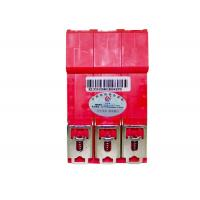 Buy cheap IEC Standard 35mm Din Rail Lightning Protection Products With High Temperature Resistant Material product