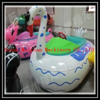 Buy cheap animal tube swan bumper boats for sale, new design amusement water electric bumper boat product