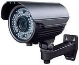 Caméra imperméable Vari-focale CSA-V150T d'IR