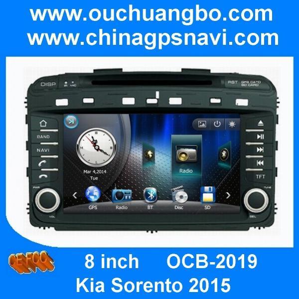 Ouchuangbo Autoradio Dvd Stereo Navi Radio Kia Sorento