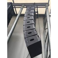 Buy cheap 8 Ohm Active Line Array Speakers Church Audio Equipment Powered product