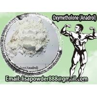 Buy cheap High Purity Anabolic Steroid Powder , Anadrol Oxymetholone Raw Hormone Powder product
