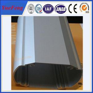 China customized aluminium square tubes manufacturing,round aluminium tubing extrusion profile on sale