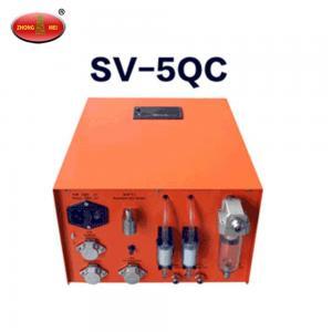 Buy cheap Smart Portable SV-5QC Portable Automotive Engine 5 Flue Gas Analyzer product